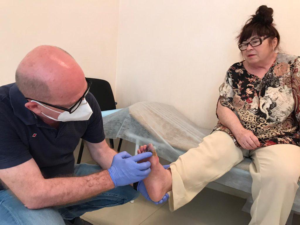 Диабетическая стопа лечение Ростов Батайск