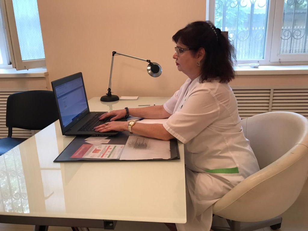 Мамедова Н.И - Инфекционист