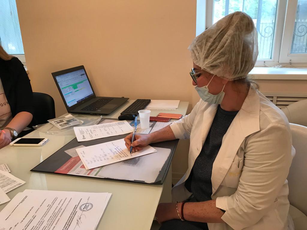 Вакула Е.Э. - эндокринолог гинеколог