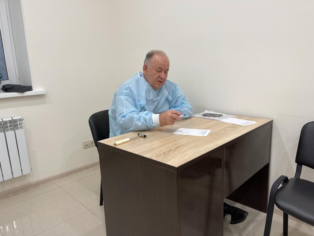 Ростов Невролог - Тринитатский ЮВ
