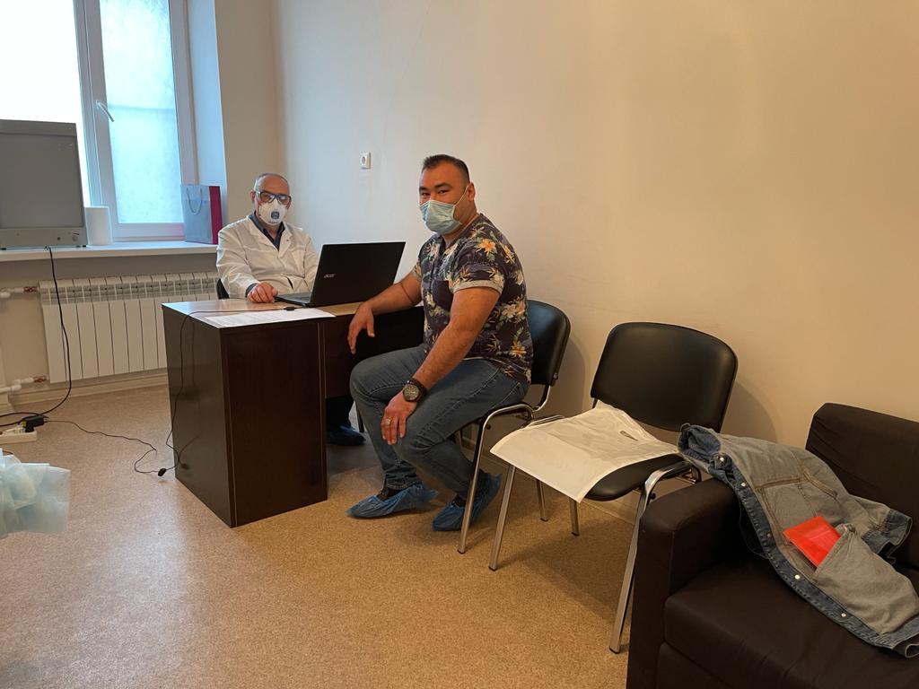 Георгий Шотович Голубев - Травматолог Ростов
