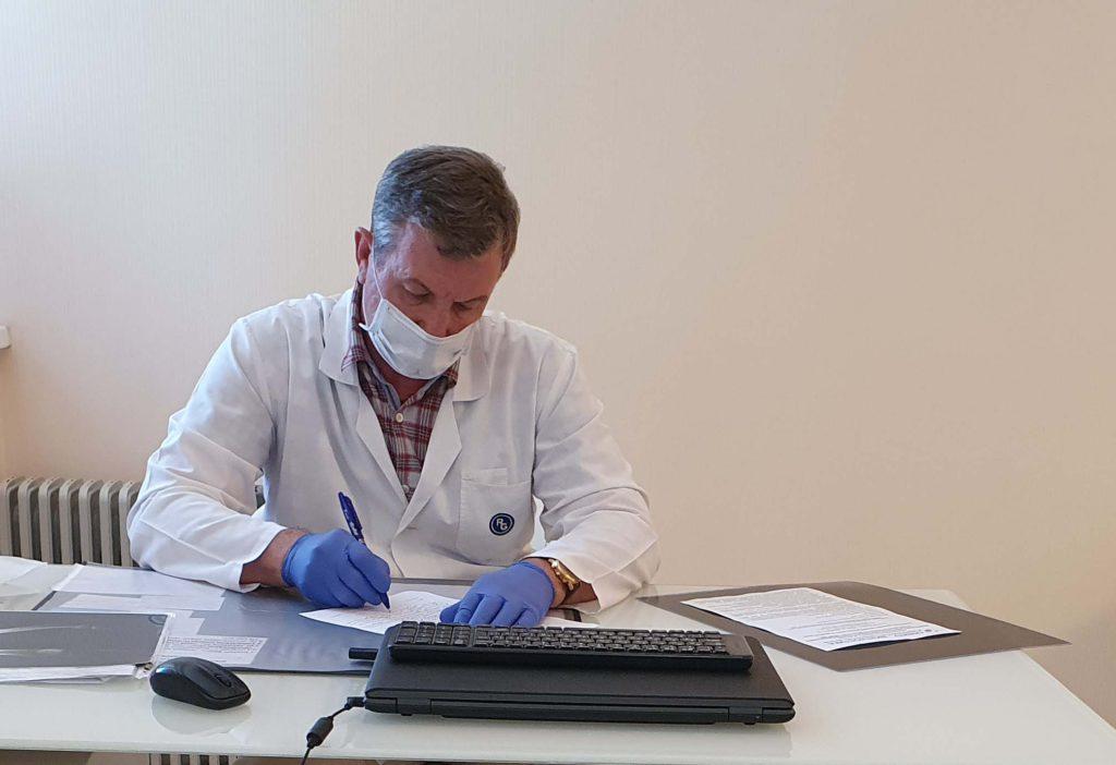 Ведущий ортопед травматолог - Кролевец И.В.