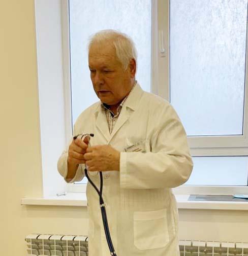 Ануфриев И.И. в Ростове грамотный пульмонолог