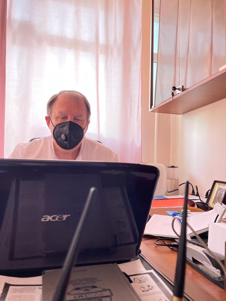 Ростов ортопед консультация ребёнка у профессора - Шамик И.Б.